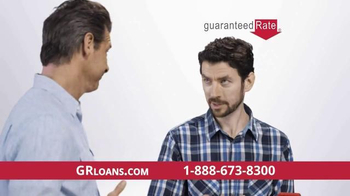Guaranteed Rate TV Spot, 'Double Dare' Featuring Ty Pennington