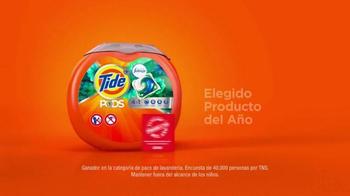 Tide Pods TV Spot, 'De tal palo, tal astillao' [Spanish] - Thumbnail 10