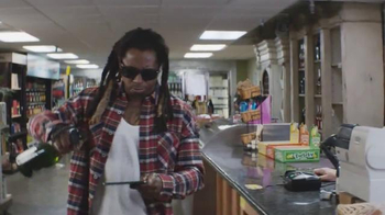 Samsung Galaxy S7 Edge TV Spot, 'Champagne Shopping' Featuring Lil Wayne