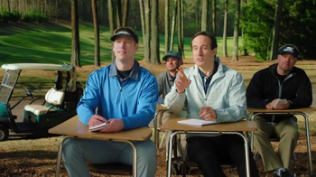 SKECHERS Go Golf Pro TV Spot, 'Dumb Questions' Featuring Matt Kuchar - Thumbnail 4
