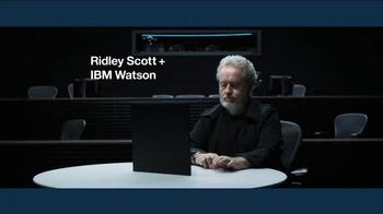 IBM Watson TV Spot, 'Ridley Scott + IBM Watson: A Conversation'