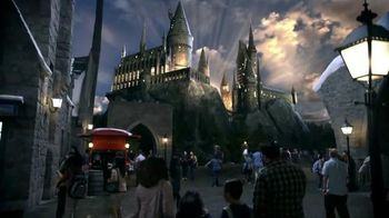 Universal Studios Hollywood TV Spot, 'The Wizarding World of Harry Potter'