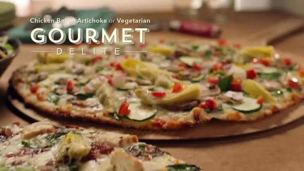 Papa Murphy's Pizza Gourmet Delite TV Commercial, 'This ...