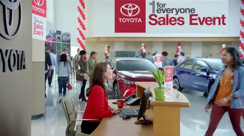 Toyota 1 for Everyone Sales Event TV Spot, 'Final Days: Posse' - Thumbnail 1
