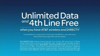 AT&T Unlimited Data TV Spot, 'Stream It All' Featuring Anthony Michael Hall - Thumbnail 6