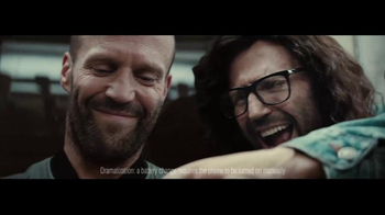 LG G5 TV Spot, 'World of Play' Featuring Jason Statham, Song by Busy Signal