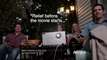 Allegra TV Spot, 'Fast'