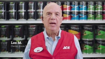ACE Hardware TV Spot, 'Everyday Color Samples'