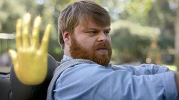 Midas Oil Change PLUS TV Spot, 'Golden Hand: Epically Bad Brakes'