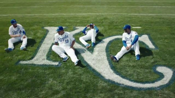 Major League Baseball TV Spot, '#THIS: Royals Core Take Family Pictures'