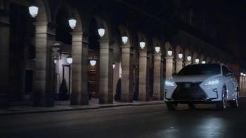2016 Lexus RX TV Spot, 'Curves'