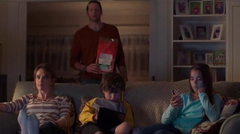 King's Hawaiian Jalapeno Rolls TV Spot, 'Family Movie Night'