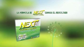 Next Allergy TV Spot, 'Cambia el resultado' [Spanish]