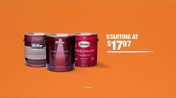 The Home Depot TV Spot, 'Pouring More Into Paint' - Thumbnail 9