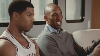 Apple TV TV Spot, 'Father Time' Featuring Kobe Bryant, Michael B. Jordan