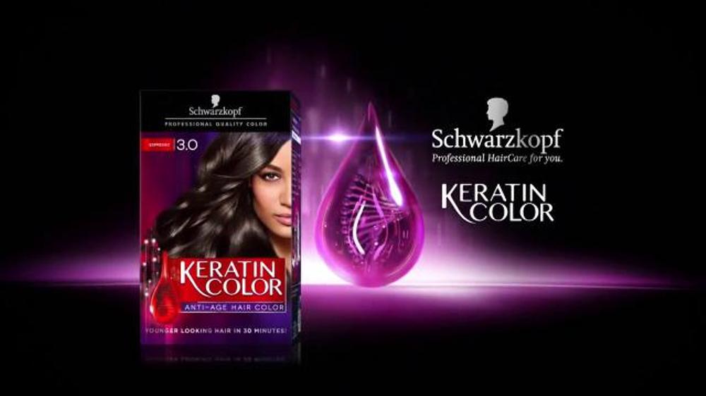 Schwarzkopf Keratin Color Tv Commercial Full Gray