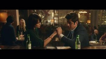 Heineken TV Spot, 'Special Gift' Featuring Benicio del Toro