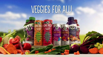 V8 +Energy TV Spot, 'Ingredients'