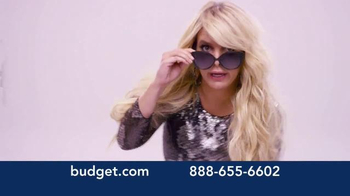 Budget Rent a Car TV Spot, 'Paparazzi' Featuring Jessica Simpson