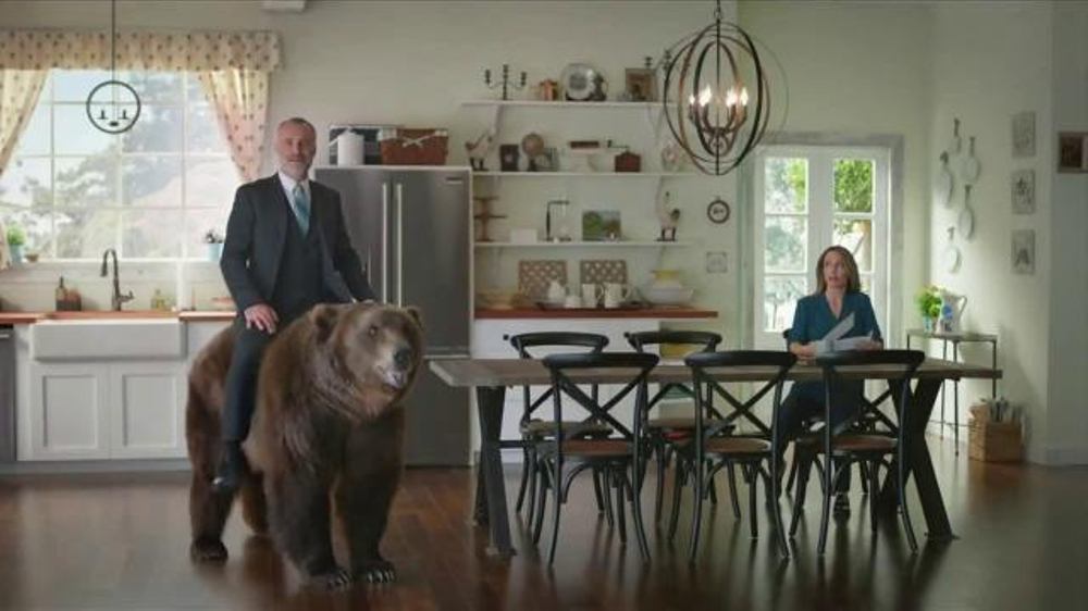Build Com Tv Commercial Home Improvement Is A Real Bear Country Kitchen Ispot