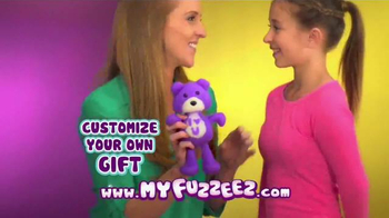 Fuzzeez TV Spot, 'Build Your Own Buddy' - Thumbnail 7
