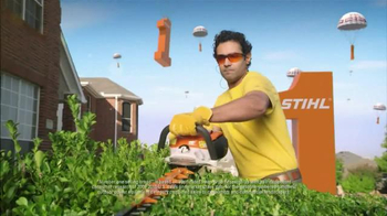 STIHL Dealer Days TV Spot, 'Trimmers & Chain Saws'