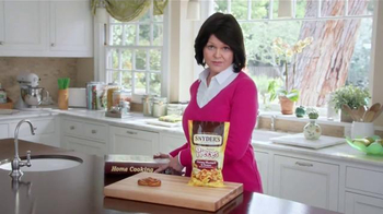 Snyder's Pretzel Pieces of Hanover TV Spot, 'For Your Own Good'