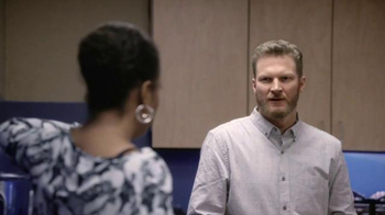 Nationwide Insurance TV Spot, 'New Chair' Featuring Dale Earnhardt, Jr.
