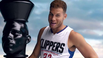 2016 Kia Optima TV Spot, 'Chess' Featuring Blake Griffin