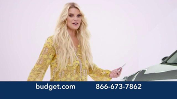 Budget Rent a Car TV Spot, 'You've Arrived' Featuring Jessica Simpson