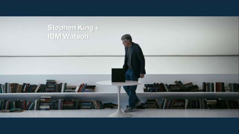 IBM TV Spot, 'Stephen King + IBM Watson on Storytelling' - Thumbnail 1
