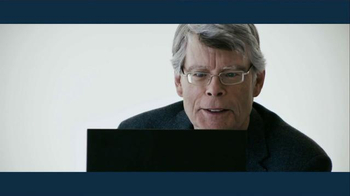 IBM TV Spot, 'Stephen King + IBM Watson on Storytelling' - Thumbnail 9