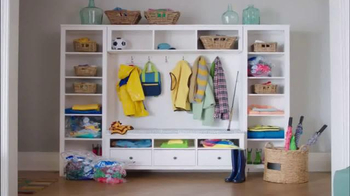 Ziploc Space Bag TV Spot, 'Make Room for Spring'