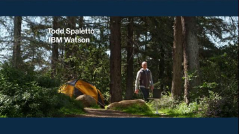 IBM Watson TV Spot, 'The North Face + IBM Watson on Cognitive Retail' - Thumbnail 1