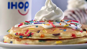 IHOP Bakery Favorites TV Spot, 'Rainbow Sprinkles'