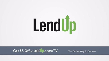 LendUp TV Spot, 'Instant Decision'