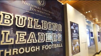 National Football Foundation TV Spot, 'Building Leaders' - 541 commercial airings