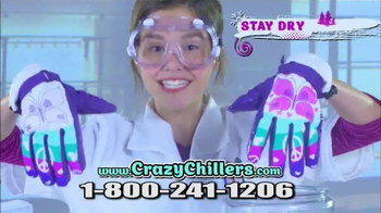 Crazy Chillers TV Spot, 'Cool Gloves' - Thumbnail 6