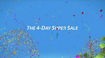 Four-Day Super Sale: October 2015 thumbnail