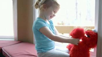 Playskool Sesame Street Play All Day Elmo TV Spot, 'Lily'