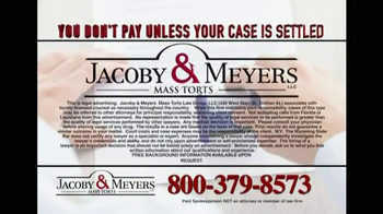 Pulaski Law Firm >> Jacoby & Meyers TV Commercial, 'Xarelto Alert' - iSpot.tv