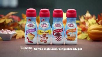 Coffee-Mate TV Spot, 'Gingerbread Joel Makes an Awkward First Impression' - Thumbnail 9