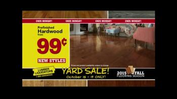 4th Annual Fall Flooring Yard Sale: Hardwood thumbnail