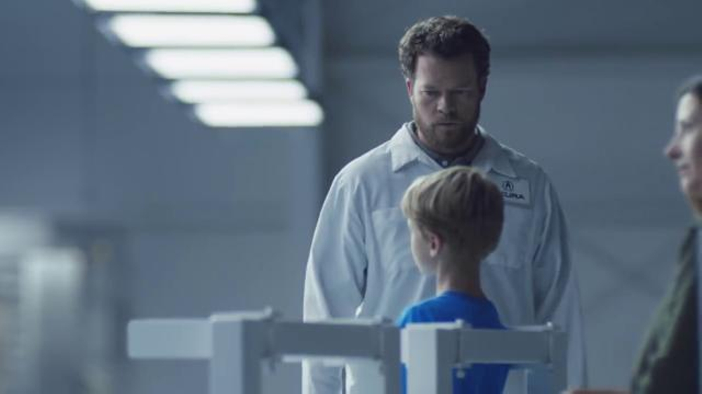 Acura TV Commercial, 'Safety: The Test' - iSpot.tv