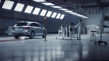 Acura TV Spot, 'Safety: The Test' - Thumbnail 1
