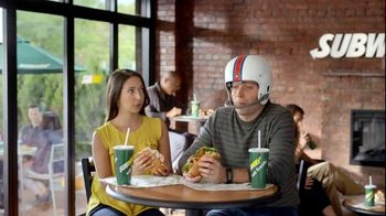 Subway Sweet Onion Chicken Teriyaki TV Spot, 'No Life Coach Required' - Thumbnail 1