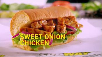 Subway Sweet Onion Chicken Teriyaki TV Spot, 'No Life Coach Required' - Thumbnail 7