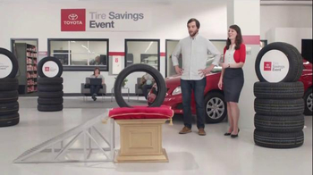 Toyota Tire Savings Event TV Spot, 'It's Special National' - 1 commercial airings