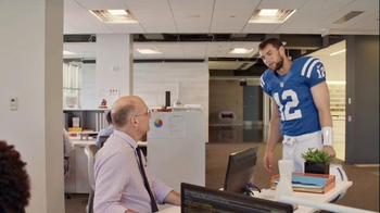 Andrew Luck Tries to Help With Your Portfolio thumbnail