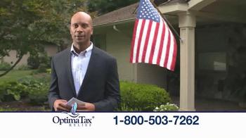 Optima Tax Relief TV Spot, 'IRS Settlement Letter'